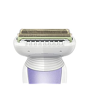 Philips Double Contour 4-in-1 Ladyshave Sensitive HP6368/02