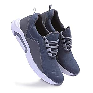 Boltt Ligeronation Men's Air Series Mesh Smart Casual,Walking,Gymwear, Running Shoes