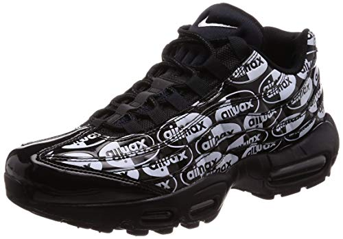 brand new 818f6 5e83d Nike Air Max 95 Prm, Scarpe Running Uomo, Nero Black White 017,