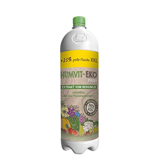 HUMVIT-EKO UNIVERSAL PROFI 1,25 L, Weiß