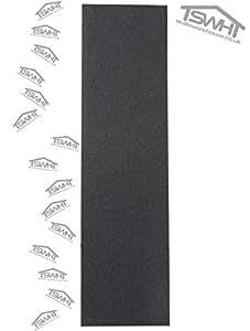 "Skatewarehouse Professional Perforated Grip Tape 9"" x 33"" Skateboard Griptape"