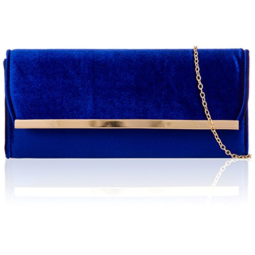 Xardi London, Poschette giorno donna M Royal Blue