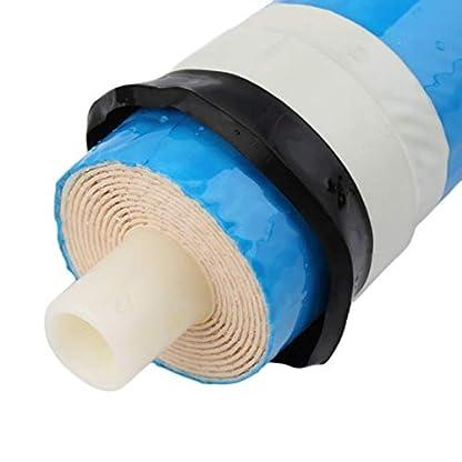 41qAQz2nHJL. SS416  - Pgige Elemento de ósmosis inversa Azul Filtro de Agua Elemento de Membrana ULP1812-75GPD Eliminación de Productos químicos potencialmente dañinos