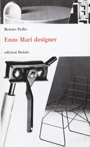 Enzo Mari designer