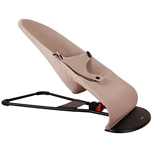 Funda Ukje para hamaca BabyBjörn Balance 1-2-3 (modelo antiguo de hamaca) - Beige taupe - Lea la descripción del producto - Ambos lados utilizables ♥♥♥