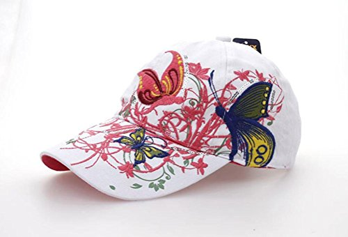 Funny hat Printemps Automne Unisexe Loisirs Simplicité Coton réglable Broderie Baseball/Casual Outdoor Sport Sanpback Jeans Casquette avec Broderie B