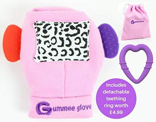 Gummee Glove Baby Teething Mitte...
