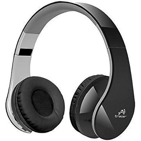 Tracer Mobile BT - Auriculares de diadema inalámbricos estéreo (alcance: 10 metros) Bluetooth