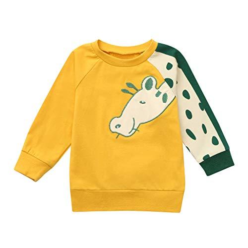 MRULIC Mädchen T-Shirt Baby Schlupfhemd by Wollbody Spezial Qualität 45% Baumwolle Baby-Mädchen...
