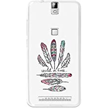 BeCool® - Funda Gel Flexible Elephone P8000 BeCool Wild and Free Carcasa Case Silicona TPU Suave