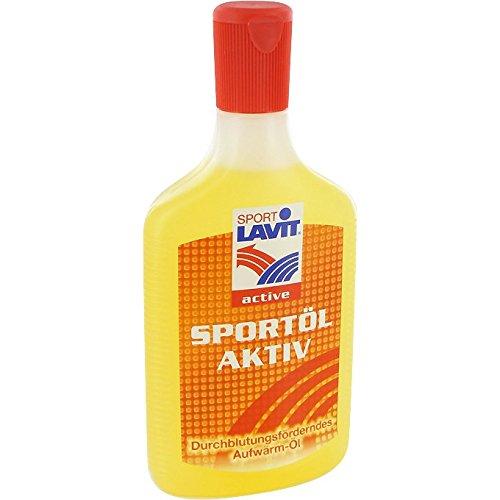 entspr. 3,98 Euro/100ml - Verpackung: 200ml - Sportöl Aktiv