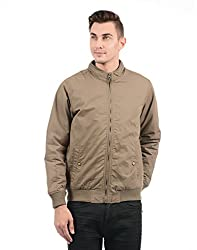 Monte Carlo Men Casual Jacket(_8907679120812_Olive_X-Large_)