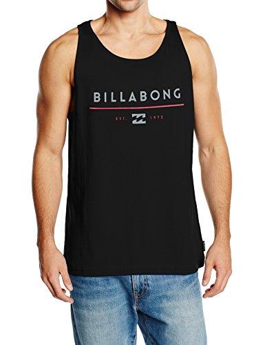 Billabong - T-Shirt Senza Maniche Uomo, colore nero, taglia Large