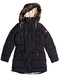 Roxy Women's Ellie Waterproof Longline Hooded Jacket