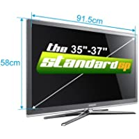 "TV Protector 35"" - 37"" Standard Anti UV TV Screen Protector for LCD LED Plasma 3D HDTV ORDERS BEFORE 10:00am DISPATCHED ON A NEXT WORKING DAY DELIVERY"