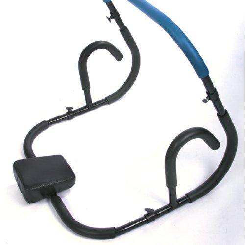 Bauchtrainer / Bauchmuskeltrainer Fitnessgerät für Sit-Ups Rückentrainer - 5