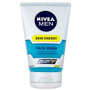 Nivea for Men Skin Energy Face Wash Q10 (100ml)