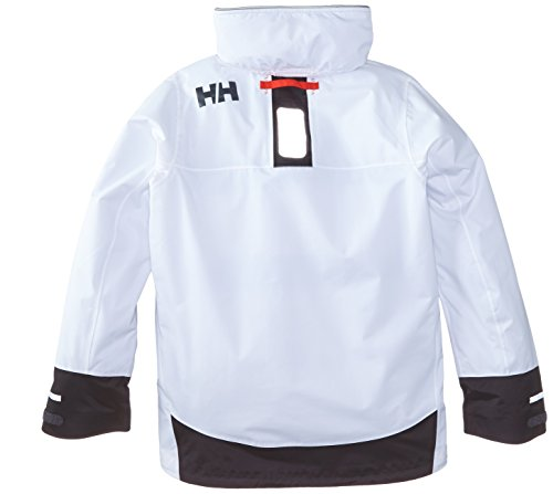Helly Hansen Damen Segeljacke Salt, White, M, 30283 -