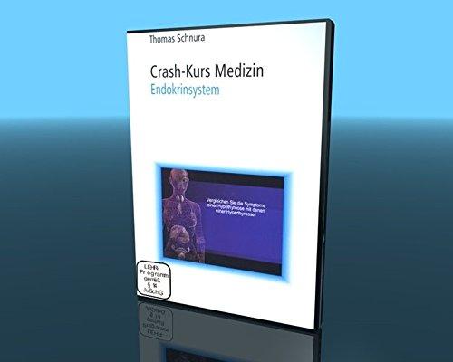 Preisvergleich Produktbild Crash-Kurs Medizin 9 - Das Endokrinsystem