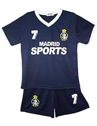 Enfants - Ensemble maillot et short de football été