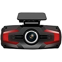 Cuckoo-X Z4 PLUS - Grabadora DVR de 2,7 pulgadas para coche, tacógrafo de alta definición 1080P 140° nivel de visión trasera del vehículo, carcasa de plástico ABS, grabadora de cámara de coche 105 ℃, termostabilidad con cámara de salpicadero de coche