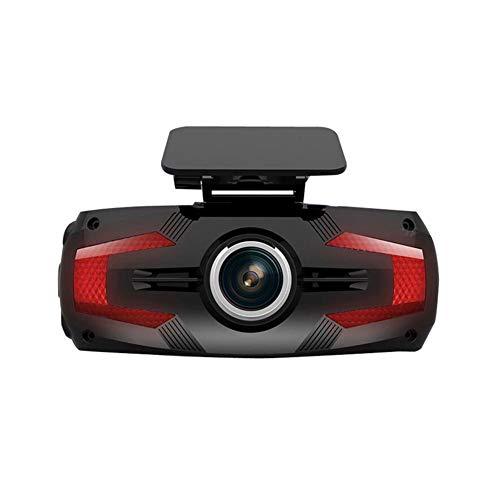 cuckoo-X Z4 Plus 2,7 Zoll Auto DVR Recorder, Tachograph High Definition 1080P 140° Rückfahrfahrzeug Level ABS Kunststoff Gehäuse Auto Kamera Recorder 105°C Thermostabilität mit Auto Dashcam