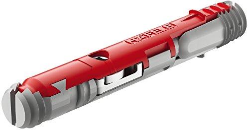 Gedotec Möbelverbinder Exzenter Spreizverbinder - Ixconnect SC 8/60 | Universal-Verbinder mit integrierter Spreizmuffe | Verbinder für Bohrloch Ø 8 mm | MADE IN GERMANY | Möbelbeschläge | 10 Stück