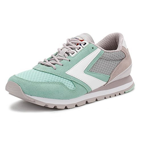 Brooks Heritage Women's Gelateria Chariot Could Grey/Cabbage Athletic Shoe
