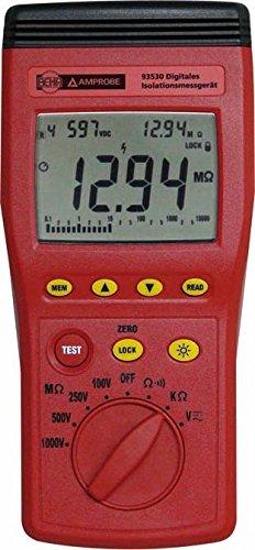BEHA-AMPROBE 93530-D - MEDIDOR DE AISLAMIENTO DIGITAL