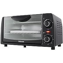 Tristar OV-1431 - Horno con grill para hornear y tostar, capacidad 9 l con bandeja para migas, 800 W, color negro