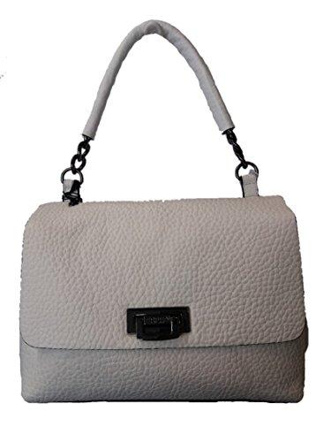 Tosca Blu , Sac pour femme à porter à l'épaule Blanc Bianco CM. 35 X CM. 20 X CM. 21