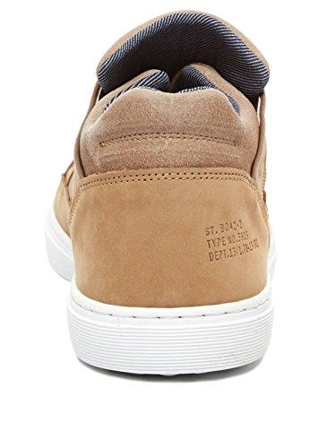 BULLBOXER, Sneaker uomo beige Beige Beige