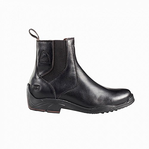 Horze Supreme Camden Winter-Jodhpur Black(BL)