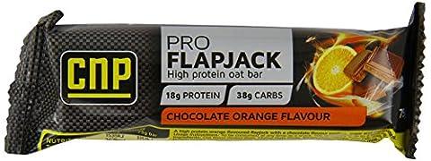 CNP Pro Flapjack - Chocolate Orange, 24 x 75g