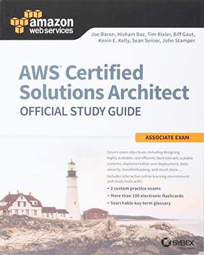 AWS Certified Solutions Architect Official Study Guide: Associate Exam por John Stamper