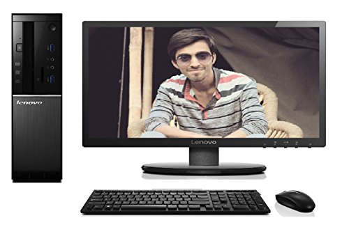 Lenovo 510S-08ISH 90FN00G6IN 19.5-inch All-in-One Desktop (Intel Core i5 6th Gen 2.7 GHz/6400/4GB/1TB/DOS/Integrated Graphics) LED IPS Monitor