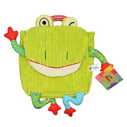 JiaMeng Kinder Schultasche Cartoon Rucksack, Baby Kind Kinder Schultasche Kindergarten Kleinkind 3D Cartoon Tier Rucksack