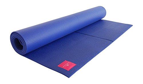 SHANTI NATION - Shanti Mat XXL - extra große Yogamatte - 200 x 100 x 0,6 cm - schadstoffgeprüft - auch für Pilates & Fitness