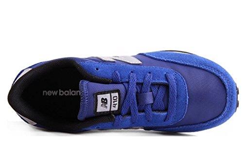 New Balance Kl410 Kids Lifestyle Cordón, baskets sportives garçon Bleu