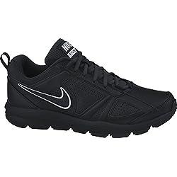 Nike T-Lite Xi, Scarpe da Ginnastica Uomo, Nero (Black/Black-Metallic SilverBlack/Black-Metallic Silver), 43 EU