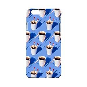 BLUEDIO Designer 3D Printed Back case cover for Apple Iphone 6 Plus / 6S plus - G1926