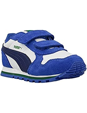Puma St Runner L V Inf Smoky Grape-Puma White (Kids)