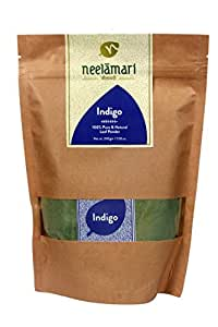 Neelamari Pure Indigo Leaf Powder (200 gms)…