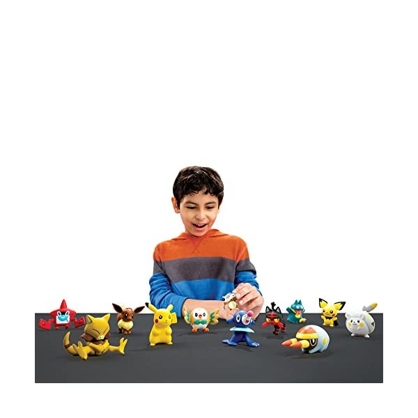 TOMY Pokémon XL Multi Figura Pack 2
