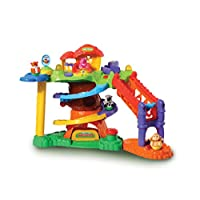 VTech ZoomiZoos Tree House Interactive Farm Animal Baby Play Set, Educational Zoo & Farm Toys for Babies to Learn Animals, Sounds & Numbers, Christmas Gifts for Boys & Girls 1, 2, 3, 4 & 5 Year Olds