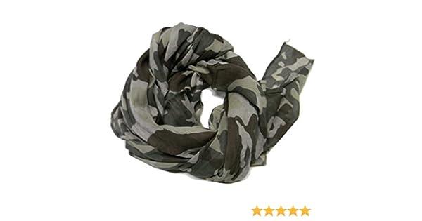 Avantgarde Foulard fanta mimetico kefia mimetica vintage usa camouflage  colore fango  Amazon.it  Abbigliamento 71ba1517ddf4