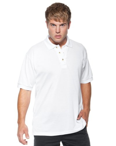 Xpres Subli Plus Herren Polo Shirt Weiß - Weiß