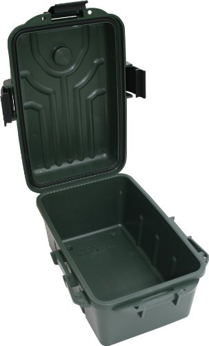 MTM Survivor Dry Box with O-Ring Seal (Forest Green, Large) -
