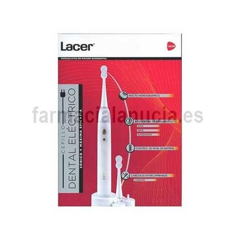 Cepillo eléctrico Lacer Sónico