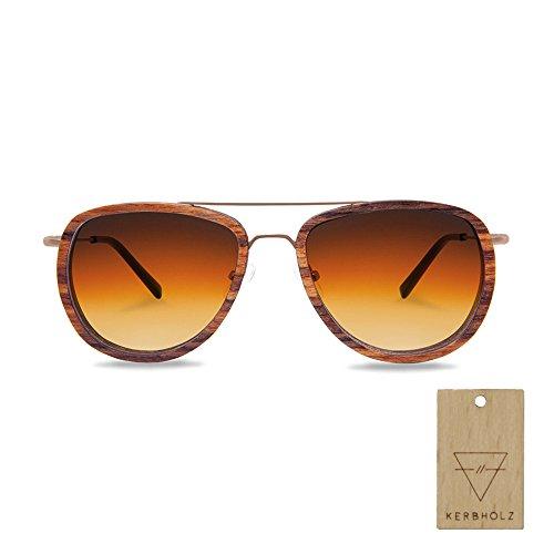 Kerbholz Unisex Sonnenbrille Ferdinand